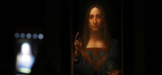 Salvator Mundi'ye rekor bedel