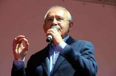 Kılıçdaroğlu: Bu ülkede temiz ahlaklı siyaset yok