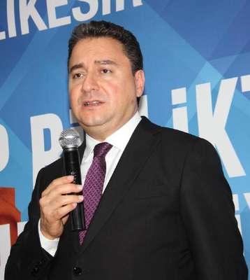 Babacan: Türkiye'de yatırımların yüzde 80'i özel sektörün (2)