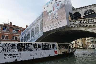 Venedik 56. Sanat Fuarı başlıyor