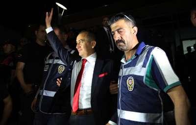 Adana'da TIR aramasıyla ilgili 4 savcı ve 1 subay tutuklandı