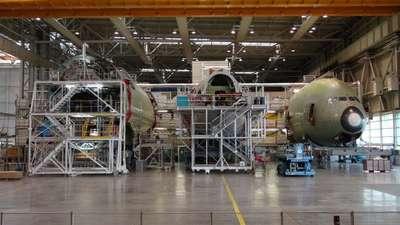 Airbus İstanbul'u üs seçecek