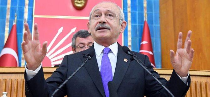 Kılıçdaroğlu: Filistinli kardeşlerimizin yanındayız