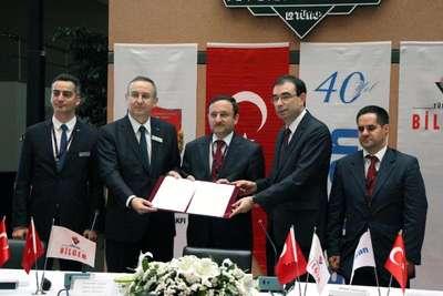 Aselsan ile Tübitak arasında milli savunma sistemi anlaşması