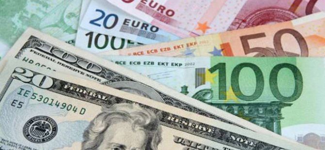 Avro 4.51, dolar 3.78 lirayı aştı
