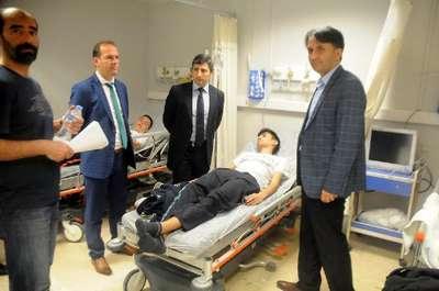 Yalova'da 42 lise öğrencisi gıda zehirlenmesi şüphesiyle hastaneye kaldırıldı