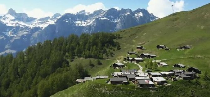 Bu köye taşınanlara 70 bin dolar verilecek