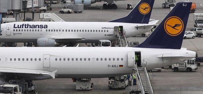 Avrupa'nın en büyüğü Lufthansa