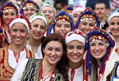 Yörük festivali, göç duası ve yürüyüşle başladı