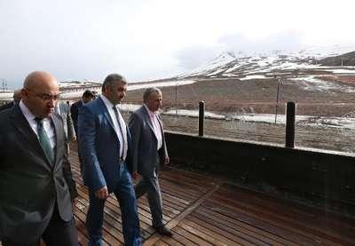 TURSAB'dan Erciyes Dağı'na övgü