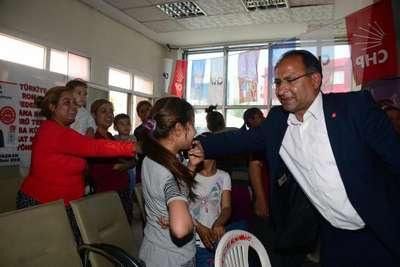 CHP'nin Roman adayı: Sokakta yürürken utanmayın