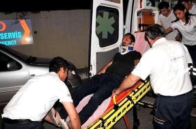Bodrum'da minibüs ile taksi çarpıştı: 2 ölü, 3 yaralı