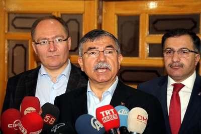 Bakan Yılmaz: Muhalefet liderleri seçimi kaybederse istifa etmeli