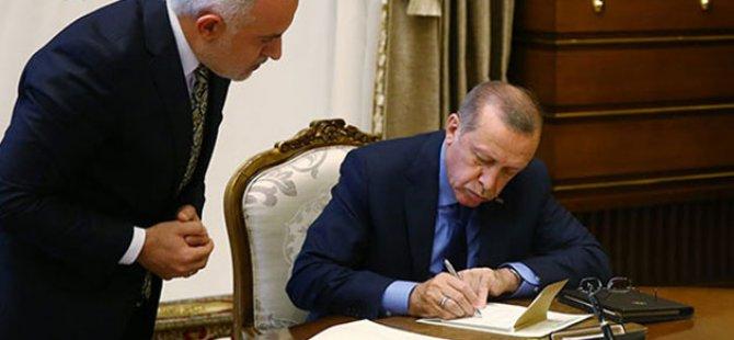Erdoğan'ın imzasıyla grev 60 gün 'ertelendi'