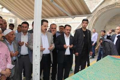 AK Parti Milletvekili Önen babasını kaybetti