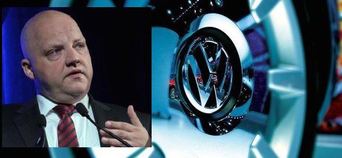 Volkswagen yöneticisine 7 yıl hapis şoku