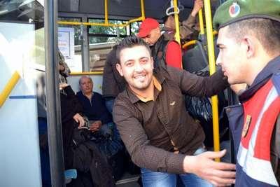 Ortaca'da 73 kaçak ve 3 organizatör yakalandı