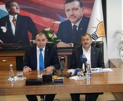 Bakan Eroğlu, Kocaoğlu'na şube müdürü cevap verir