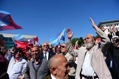 Kılıçdaroğlu İstanbul'da seçim turu yapıyor - ek fotoğraf