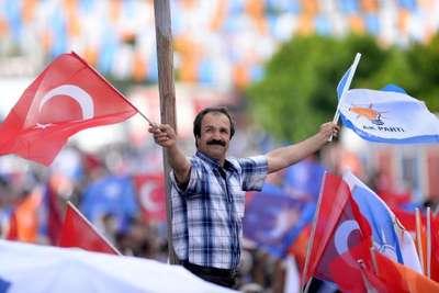 Davutoğlu: İktidar olamazsam 8 Haziran'da istifa edeceğim - ekfotoğraflar