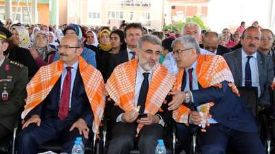 Bakan Taner Yıldız, Uşak'ta partisini anlattı (2)