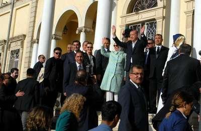 Cumhurbaşkanı Erdoğan toplu açılış törenleri için İzmir'de