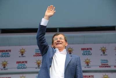Davutoğlu: İktidar olamazsam 8 Haziran'da istifa edeceğim (2)