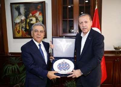 Cumhurbaşkanı Erdoğan toplu açılış törenleri için İzmir'de - Ek Fotoğraflar