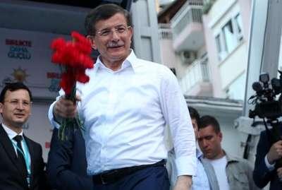 Davutoğlu: İktidar olamazsam 8 Haziran'da istifa edeceğim - ek fotoğraflar