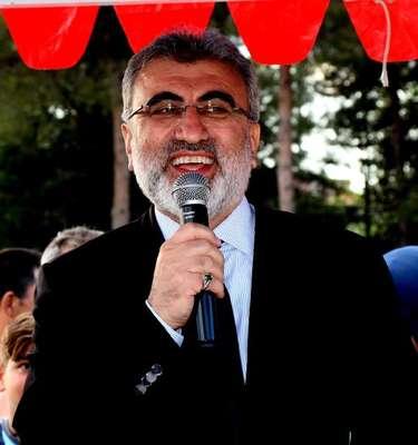 Bakan Taner Yıldız, Uşak'ta partisini anlattı (3)
