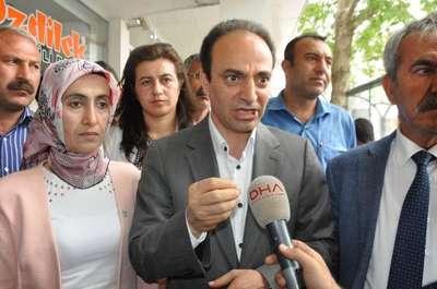 HDP'li Baydemir: HDP, yeni Anayasa'nın inşasında mimar rolünü üstlenecek