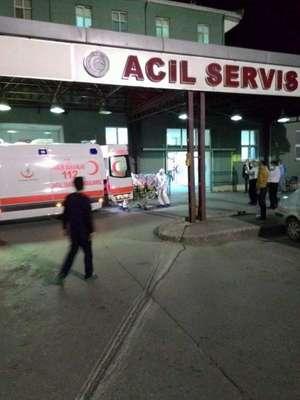 Afrika uyruklu hastada 'Ebola Virüsü' şüphesi