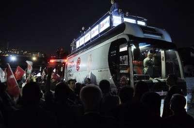 Kılıçdaroğlu, Alibeyköy'de halka seslendi