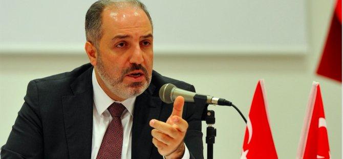 AKP'li Yeneroğlu'ndan Erdoğan'a eleştiri
