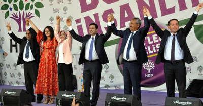 HDP lideri Demirtaş'ın söylediği seçim şarkısının sözleri
