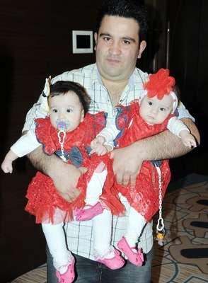 Tüp bebek sahibi aileler Anneler Günü'nde buluştu