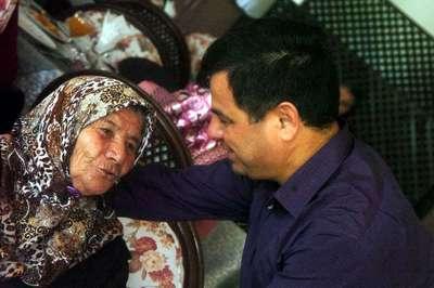 Jandarma, şehit ve gazi annelerini ağırladı