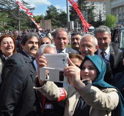 Kılıçdaroğlu: Türkiye'nin huzuru için 4 yıl süre verin - ek fotoğraflar