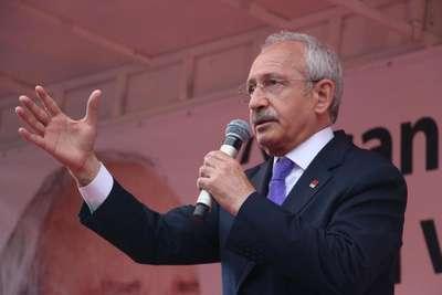 Kılıçdaroğlu: Türkiye'nin huzuru için 4 yıl süre verin (2)