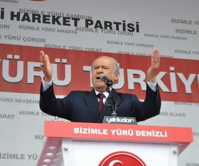 Bahçeli: Uyduruk Başbakan, 17- 25 Erdoğan (2)