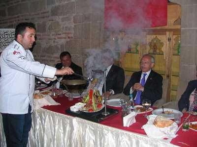 Kılıçdaroğlu: Türkiye'nin huzuru için 4 yıl süre verin (3)