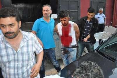 Konak'ta kavga: 1 ölü, 1 yaralı