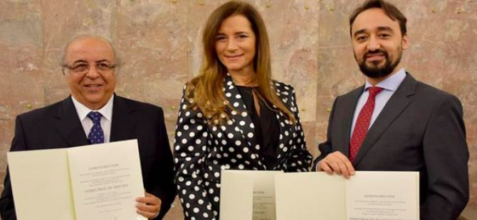 Almanya'daki ödüllü doktorun hayali Türkiye'de çalışmak