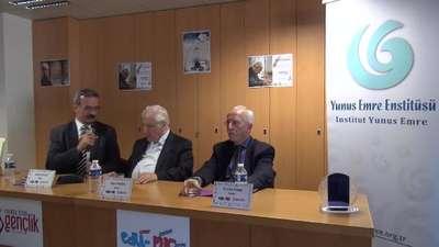 Türkler, Paris'te 'Nuri Pakdil ile Edebiyat Söyleşisi' etkinliğinde bir araya geldi