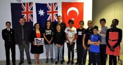 Fransız öğrencilerden Çanakkale Savaşı'nın 100. yılı için strateji oyunu
