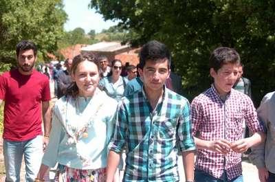 Gençler 'Aşıklar Sokağı'nda eş adaylarını aradı
