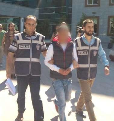 İnegöl'de telefon dolandırıcısı tutuklandı