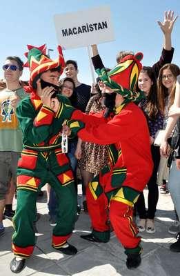 Liseliler, Tiyatro Festivali'nde buluştu