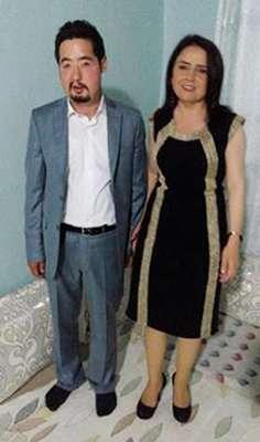 Yüz nakilli Turan Çolak nişanlandı - ek fotoğraf