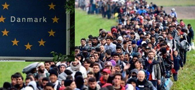 Göçmenleri ıssız adada toplayacak